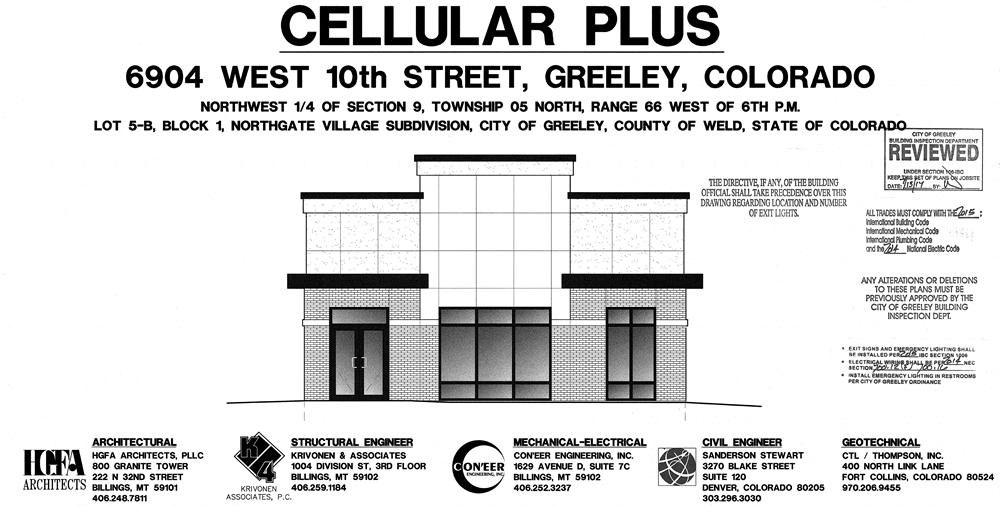 CellusPlus-Plans - Beacon Construction Beacon Construction